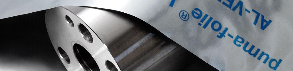 Puma-Folie hermetic VAS Aluminium-Verbundfolie Barriere-Folie